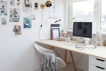 Office / How to make your workspace personal.