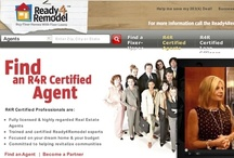 R4R Certified Agents / Ready4Remodel Certified Agents are committed to Revitalizing Communities, assisting Buyers in Creating their Dream Home, and Creating Sustainable Home Ownership.