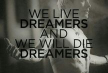 Dreamers are what we are