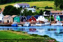 Positively PEI / Everything about Prince Edward Island,  Canada's smallest province and home of  Lucy Maud Montgomery, and where my family are firmly rooted. / by Marlene Cotter