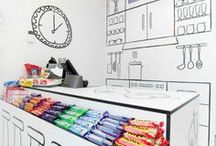 Retail design / Ideas for stores and restaurants