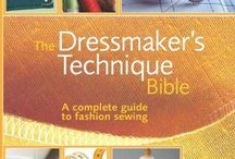 Books on Sewing- Must Haves / Old or new these sewing books are a must have in a seamstresses library.