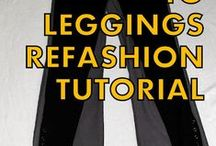 Sewing Tutorials / Sweet and to the point sewing tutorials.