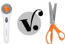 Must have tools / Tools that will make your sewing better! Or at the least easier.