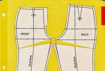Fitting - Pants / Learn how to fit pants, take measurements and learn sewing techniques to tackle the art of pant making!