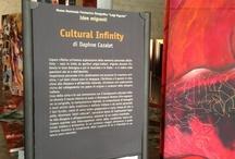 Idee migranti. Installazioni 27-10 aprile / Le installazioni presenti dal 27 marzo al 10 aprile 2013.