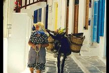 Gloriously GREECE / Gravitate to Greece if you can - such beauty in it's islands  and history in its interior - my favorite trip! / by Marlene Cotter