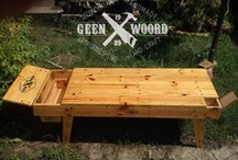 Geen Woord / Second{h}and Handmade Artfurnishing {H}and craft