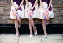 Wedding Flowers / Sweet, beautiful, elegant ~ from focusproduction.ca