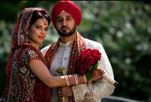 South Asian Weddings / Colorful vibrance! ~ from focusproduction.ca
