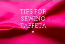 Fabric Sewing Tips