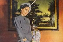 1940's Fashion / by Katie Townsend