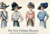 Old fashions / History of fashion