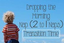 Napping Tips / Tips to get your baby or child napping
