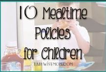 Feeding Children / Recipes, strategies, great products...things to help you with feeding your children