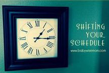 Schedule Help / Help getting your family and children organized and scheduled!
