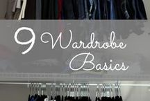 Ideas for Sewing a Capsule Wardrobe / Ideas for sewing our own capsule wardrobe.