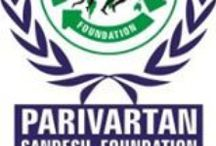 Parivartan Sandesh Foundation / Parivartan Sandesh Foundation is India based non – government organization society which never sleeps and working for the betterment of Children, Women and Other Social Causes.