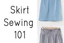 Skirts! Skirts! Skirts! / Skirt patterns, ideas & tutorials!