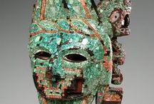 Oggetti etnografici / alcuni oggetti della sezione di Etnografia del Museo Pigorini