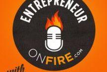 Entrepreneurs on fire / Greater Seattle SCORE entrepreneur movitator / by Daniel Martin