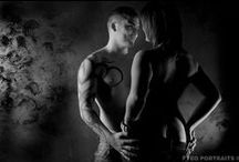 Couples Boudoir Photography / Examples from the FYEO Couple Boudoir Photography Portfolio