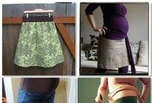 Sewing Maternity Clothes