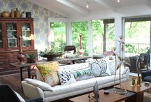 Home Design / Home is where your heart is. And where your style is.