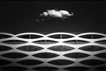 Black and White・・Architecture