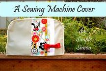 Sewing machine covers / by Deby at So Sew Easy