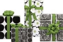 """It's A Wrap / Creative and """"Outside the Box"""" Wrap Ideas / by Gretchen Warner"""