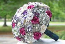 Brooch bouquets / ...inspirace k výrobě :)