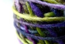 Yarn and spinning