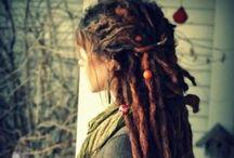 Hair / Fantasy hair