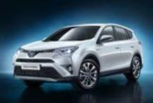 Toyota / Bilder av Toyota modeller