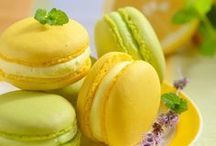✴ COOKIES, CANDIES, MACAROONS & CAKE•POPS ✴ / By ♦SPARKLY GOLD♦