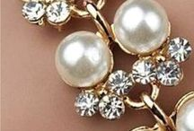 ✴ PEARLS: CLASSIC & ELEGANTS ✴ / By ♦SPARKLY GOLD♦
