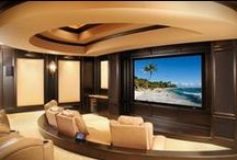 ✴ HOME•THEATER•ROOM ✴ / By ♦SPARKLY GOLD♦