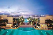 Palazzo Versace, Gold Coast, Queensland, Australia / A world class 6-star low rise hotel and condominiums set around a marina, restaurants, grand ballroom and retail precinct. www.dbidesign.com.au