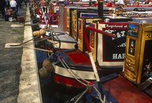 Narrow boats,wide beams,barges and cruisers / An eclectic mix of #narrowboats #widebeams and #cruisers