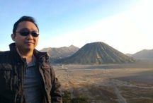 Bromo - Tengger Adventures / Our adventure in the beautiful scenery around Bromo mountain area
