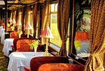 ✴ LUXURY•ORIENT• EXPRESS ✴ / By ♦SPARKLY GOLD♦
