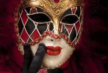 ✴ VENICE'S•CARNIVAL ✴ / By ♦SPARKLY GOLD♦
