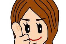 Woman Gesture   女性ジェスチャー / Woman Gesture   女性ジェスチャー