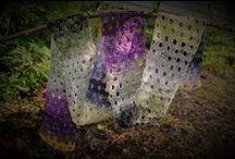 Noro Yarns / Noro yarns and works made of Noro
