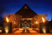 The InterContinential Golf Resort & Spa, Fiji / The InterContinental Resort Hotel in Fiji is a 5 star international resort and golf club comprising 281 guest rooms, 50 suites, a grand ballroom, restaurants, coffee shop, sports facilities and golf club house. www.dbidesign.com.au