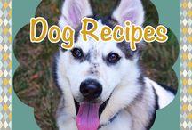 Dog recipes