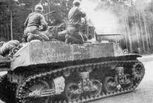 Light Tank M5 Stuart