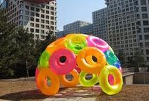 Space with a twist / Interior, exterior, pop-up, great designers etc.