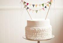 Hochzeitstorten / ...und welche wollt ihr anschneiden? #Wedding #Cake #Candy